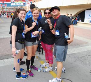El Paso Half Marathon